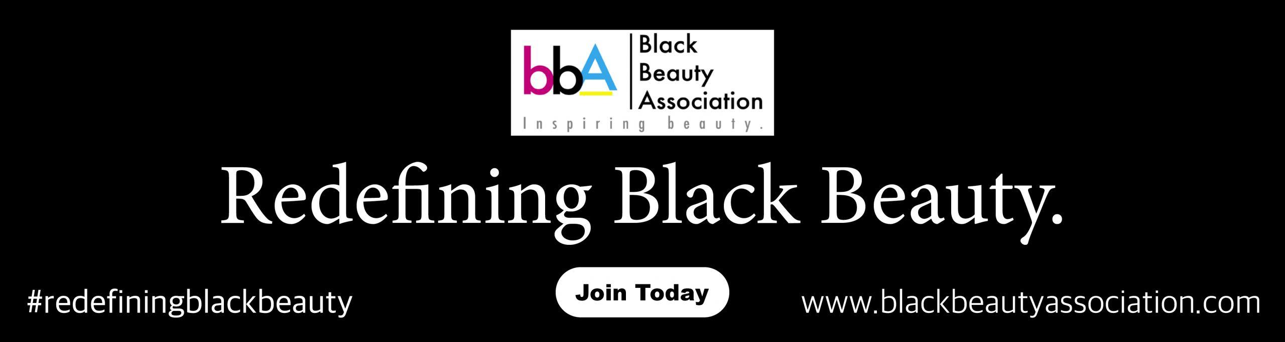 Black Beauty Association Banner